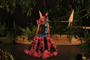 The controversial cultural costumePhoto courtesy of Miss Samoa and Samoa Tourism Authority