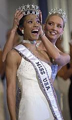 Shauntay Hinton, Miss USA 2002